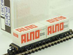 Märklin 82361 mini-club Containerwagen ALNO Einbauküchen NEU OVP