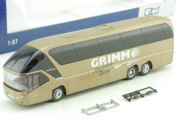 Rietze 66767 Neoplan Starliner 2 Reisebus Grimm Golden Eagle OVP