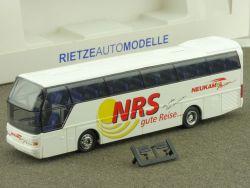 Rietze 65004 Neoplan Cityliner Reisebus Neukam NRS TOP NEU! OVP