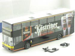 Rietze 67510 MAN Doppeldecker Bus Köstritzer DN 95 BVG  OVP