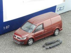 Rietze 21850 VW Caddy Maxi 2011 Kleintransporter Kasten 1:87 OVP ST