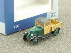 Rietze 83051 Renault NN Pick Up Pritsche grün schwarz NEU! OVP ST