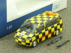 Rietze 31191 VW Bus T5 KR Verkehrsaufsicht Flughafen NEU! OVP