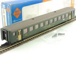 Roco 4238 Schweizer Einheitswagen Schnellzug 2.Kl. SBB EVP