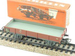 Märklin 4503 Niederbordwagen DB 464 637 von 1959 zu 4611 800 OVP