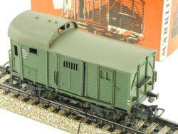 Märklin 4600.2 Güterzug Packwagen 1964 DB 800 TOP! OVP