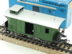 Märklin 4008 Gepäckwagen Innenbeleuchtung H0 DB zu 4007 TOP OVP