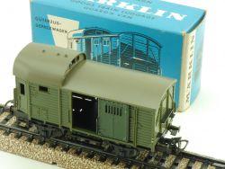 Märklin 4600 Güterzug Begleitwagen Packwagen DB TOP seltene OVP