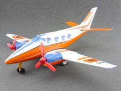 Joustra Avion Blech Flugzeug Aircraft France Near Mint rare!