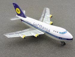 K Japan Boeing 747 Jumbo Lufthansa Blech Flugzeug Airplane