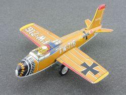 Marchesini FW-716 Italy Blech Flugzeug tin aeromobili 60er