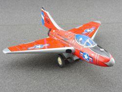 Marchesini AMB 700 Italy Blech Flugzeug tin aeromobili 60er