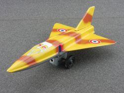 Japan Dassault Mirage Blechflugzeug Armee de l'air France