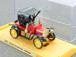 R.W.-Modell Ziss Opel Doktor 1909 Oldtimer Euro Modell OVP