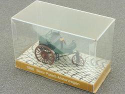 Cursor 1886 Benz Patent-Motorwagen Mercedes Werbemodell TOP OVP
