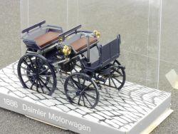 Cursor 1886 Daimler Motorwagen Mercedes Werbemodell 1:43   OVP