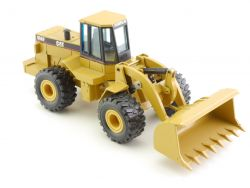NZG 376 CAT Caterpillar 966F Radlader Wheel Loader 1:50 Diecast