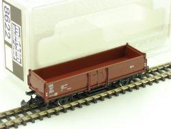 Märklin 8622 mini-club Hochbord Güterwagen 504 2 732-9 Omm  OVP