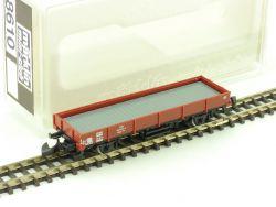 Märklin 8610 mini-club Hochbord Güterwagen 343 0 01-2 Klms OVP
