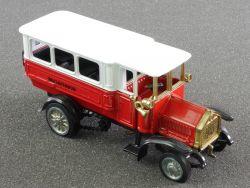 Ziss MAN Werbemodell Das Lastauto 70 Jahre Diesel Omnibus