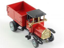 Ziss MAN Werbemodell Lastauto Omnibus 70 Jahre Diesel LKW