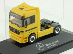 Herpa Mercedes MB Actros Lease Finanz Präsentation 1996 PC OVP