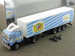 Herpa Mercedes-Benz Rauten-SK Bayern München Neuperlach TOP! OVP ST