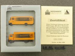 Albedo SoMo MB 508 LP 1013 125 J. Hottenrott limitiert 1984 OVP
