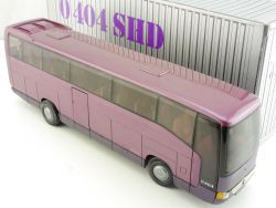 NZG 361 Mercedes Benz O 404 15 SHD Reisebus Super Hochdecker OVP