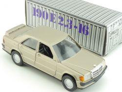NZG 254 Mercedes-Benz 190E 2.3-16 W 201 Limousine 1:35 Lesen OVP