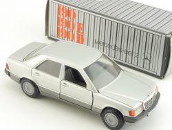 Cursor Modell 1182 Mercedes 190 E W 201 Werbemodell Lesen! OVP