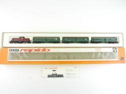 Arnold 087 Rapido Zugset BR 211 232-4 3x Umbauwagen selten! OVP