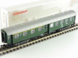 Fleischmann 8128 K Umbauwagen 1./2.Kl. Innenbeleuchtung AByg OVP
