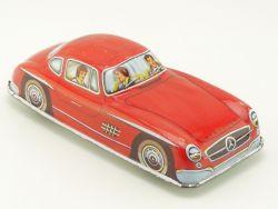 Höfler Mercedes MB 300 SL Blechauto Penny Toy Gullwing