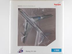 Herpa 523585 Boeing 707-300 Air Berlin Flugzeug 1:500 NEU OVP
