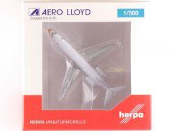 Herpa 524827 Aero Lloyd Douglas DC-9-30 D-ALLA 1:500 NEU OVP