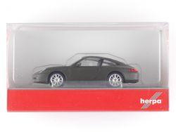 herpa 038218 Porsche 911 Targa Modellauto Fahrzeug 1:87 NEU! OVP ST