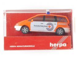 Herpa 044059 Ford Galaxy NEF DRK Mittelhessen Notarzt NEU OVP ST