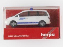 Herpa 045360 Ford Galaxy Technisches Hilfswerk THW Hessen  OVP ST