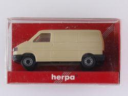 Herpa 041614 Volkswagen Transporter T4 VW Kastenwagen Bus NEU OVP