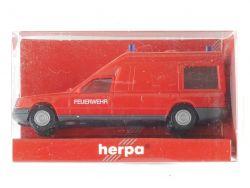 Herpa 187404 Mercedes 200 E W124 Miesen Feuerwehr 1:87 NEU! OVP