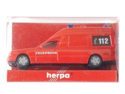 Herpa 045544 Mercedes MB Binz KTW Feuerwehr W 210 1:87 NEU! OVP