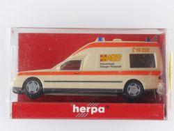 Herpa 044660 MB Mercedes Binz W 210 KTB ASB Erlangen 1:87 OVP