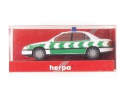 Herpa 045438 Opel Omega Autobahn-Polizei Düsseldorf 1:87 NEU OVP