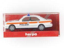 Herpa 187756 MB Mercedes E 200 Polizei W 210 Österreich 1:87 OVP