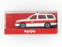 Herpa 042338 VW Golf GL Variant Notarzt Fürth 1:87 NEU! OVP