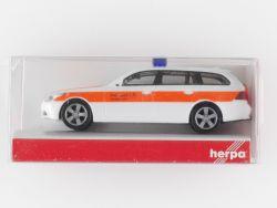 Herpa 047470 BMW 5er TM E61 ELW Berufs-Feuerwehr Stuttgart NEU OVP