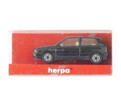 herpa 021159 Volkswagen VW Golf III GL Modellauto 1:87 OVP