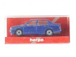 herpa 021203 Volkswagen VW Vento GL blau Modellauto 1:87 OVP