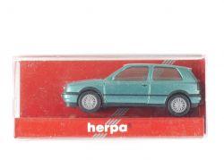 Herpa 031189 VW Golf III VR 6 2-türig Modellauto 1:87 NEU! OVP